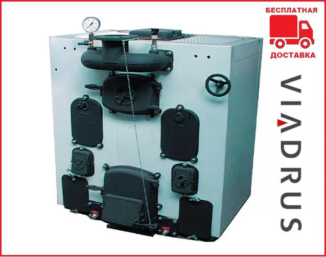 Промышленные твердотопливные котлы Viadrus VSB lV 146-386 кВт
