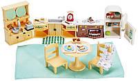 Игровой набор мебели Кухня Sylvanian Families Calico Critters