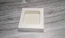 Коробка для пряника 150х150х35 мм.