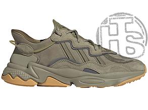 Мужские кроссовки Adidas Ozweego Cargo/Khaki EE6461