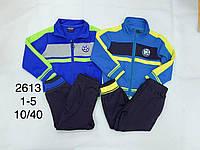 Спортивный костюм-двойка для мальчика, оптом F&D, 1-5 лет, арт. 2613