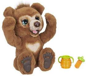 Интерактивный Медвежонок Кабби FurReal Cubby, The Curious Bear Hasbro (E4591)