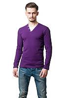 Реглан мужской 9804 - фиолет: S,M,L,XL,2XL,3XL