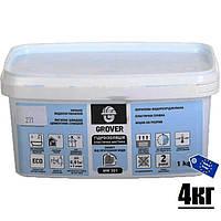 Готовая гидроизоляционная мастика для подплиточной облицовки Grover MW 301 _4кг_ / Польша