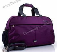 Дорожная сумка 6356 violet дорожные сумки, спортивные сумки оптом недорого Одесса 7 км