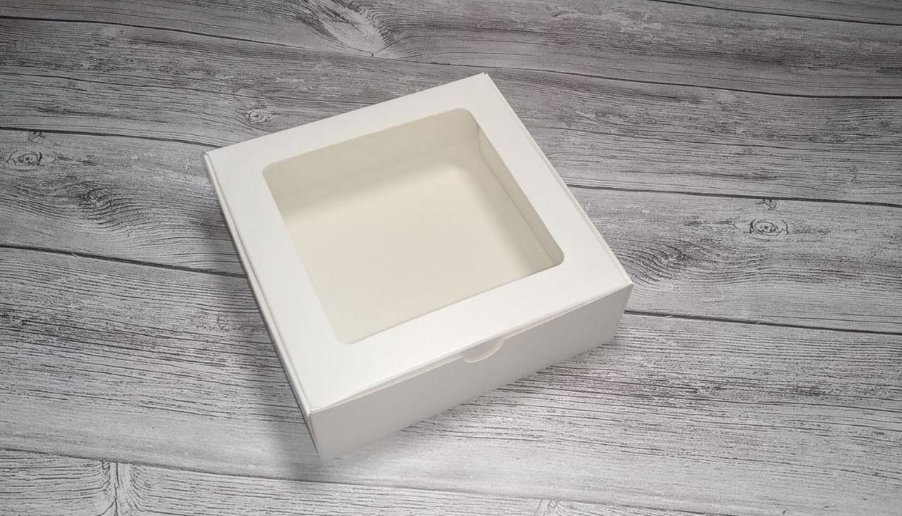 Коробка 150х150х50 мм для текстилю / для текстиля