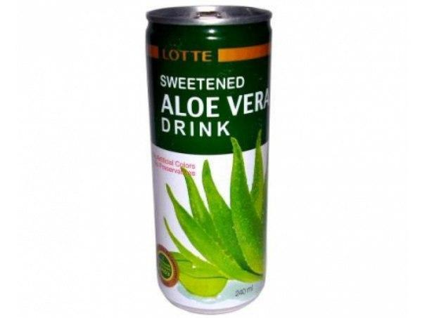 Lotte Aloe Vera 240 ml