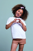 Детская футболка JHK KID T-SHIRT разные цвета и размеры