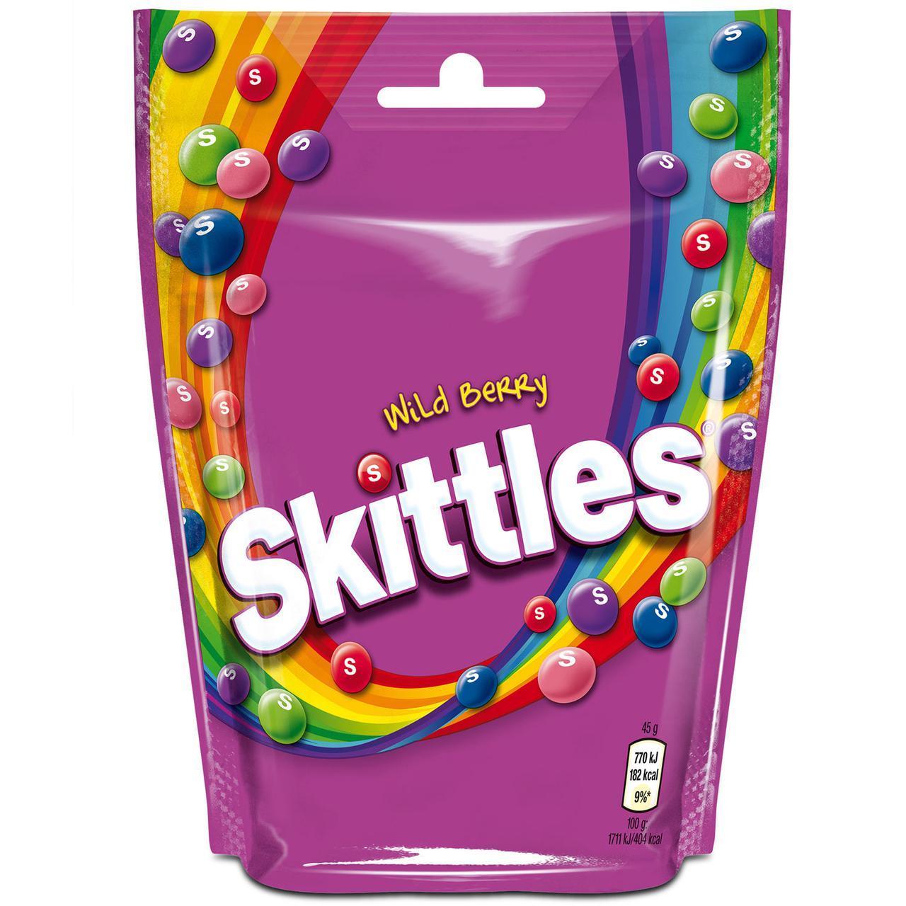 Skittles Wild Berry 174 g
