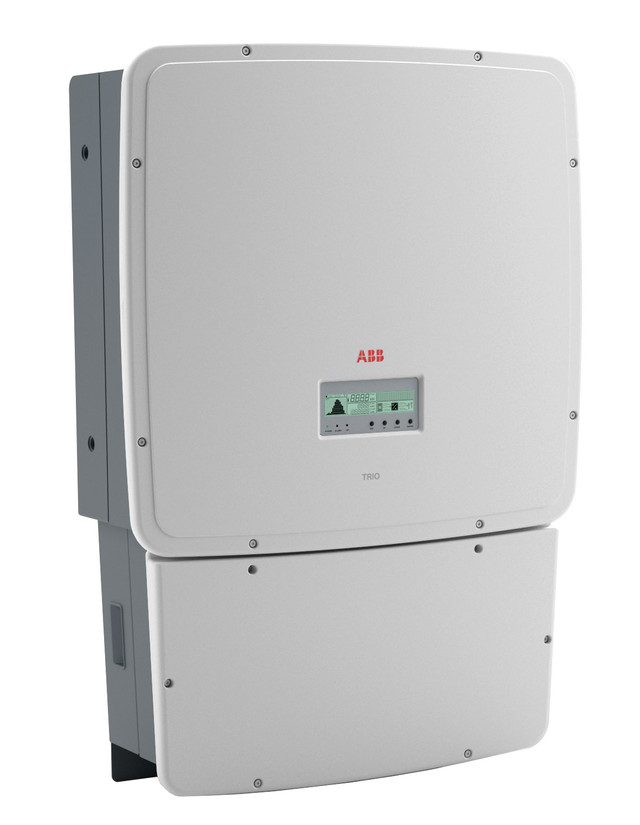 Сетевой инвертор ABB TRIO-27.6-TL-OUTD