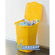 Набор мусорных баков ECO 3, фото 3