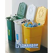 Набор мусорных баков ECO 3, фото 4