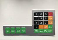 Клавиатура к весам Олимп A9