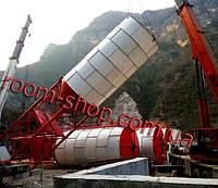 Силосы (емкости, бункера) для цемента, зерна, кормов  СЦ-25 тонн