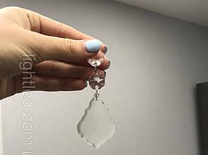 Люстра в классическом стиле (20-4003WH-3 серебро), фото 2