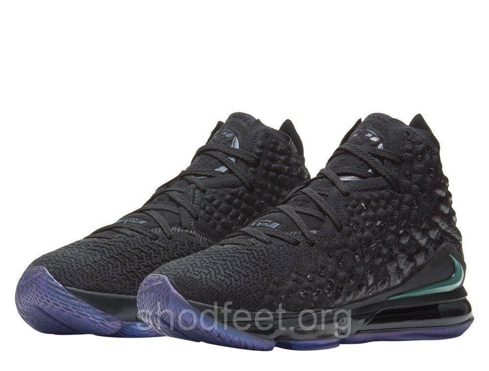 Баскетбольные кроссовки Lebron 17 Currency