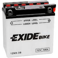 Аккумулятор Exide 12V 9AH/90A (12N9-3B)