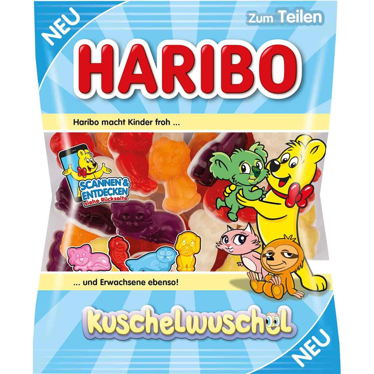 Haribo Kuschelwuschhel 175 g