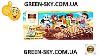 Детские вафли Feiny Baby с шоколадным кремом 225г (5х45г) ВЕНГРИЯ