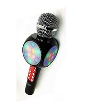 Микрофон Караоке  встроеный  динамик  L19  (Беспроводной / Bluetooth)