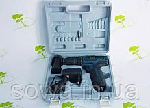✔️ Аккумуляторный шуруповерт Makita DF030DWE (Li-Ion, 12В, 2 Ач), фото 2