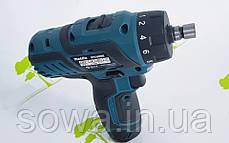 ✔️ Аккумуляторный шуруповерт Макита/Makita DF030DWE  | 12V, Li-Ion, фото 3
