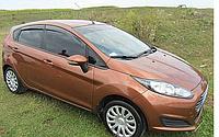 Дефлекторы окон Cobra Tuning Ford Fiesta Hb 5d 2009-2016