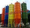 Силос емкость для сыпучих (бункер накопитель) СЦ-52 тонн, фото 3
