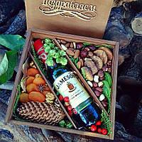Мужской подарок с виски