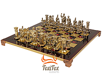 Шахматы Manopoulos греко - римская война 44*44 см