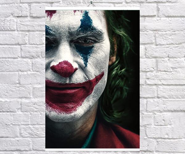 Постер BEGEMOT Джокер Joker Артур Флек 40x61 см (1120919)