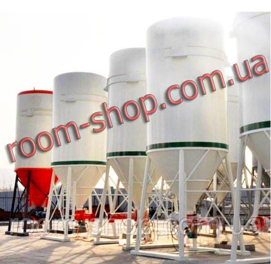Силосы для хранения (цемента, зерна, песка) СЦ-62 тонн