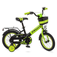 Детский велосипед на 14 дюймов с корзинкой, фото 1