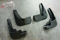 Брызговики Citroen C-Elysee с 2011 г.в. комплект передние + задние Твердая резина новые.