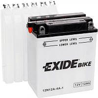 Аккумулятор Exide 12V 12AH/115A (12N12A-4A-1)