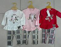 Комплект-двойка для девочек Sincere 12-36 мес.