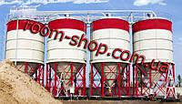 Силосы для цемента, зерна, песка, кормов (элеваторы) СЦ-75 тонн