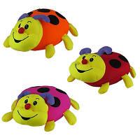 Мягкая игрушка антистрессовая Божья коровка Toy Joy