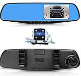 Зеркало с видеорегистратором BLАСKBОХ MR-01 DVR Full HD 1080P + задняя камера для парковки CPA, фото 2