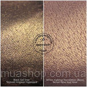 Пигмент для макияжа KLEPACH.PRO -6- Морганит (пыль), фото 2