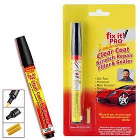 Карандаш для удаления царапин Fix It Pro / Автокарандаш  / средство от царапин на авто