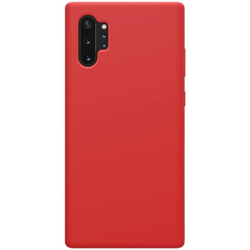 Nillkin Samsung Galaxy Note 10 + Flex Pure Case Red Силиконовый Чехол