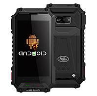 Защищенный мобильный телефон Land rover X10 pro Black, фото 1