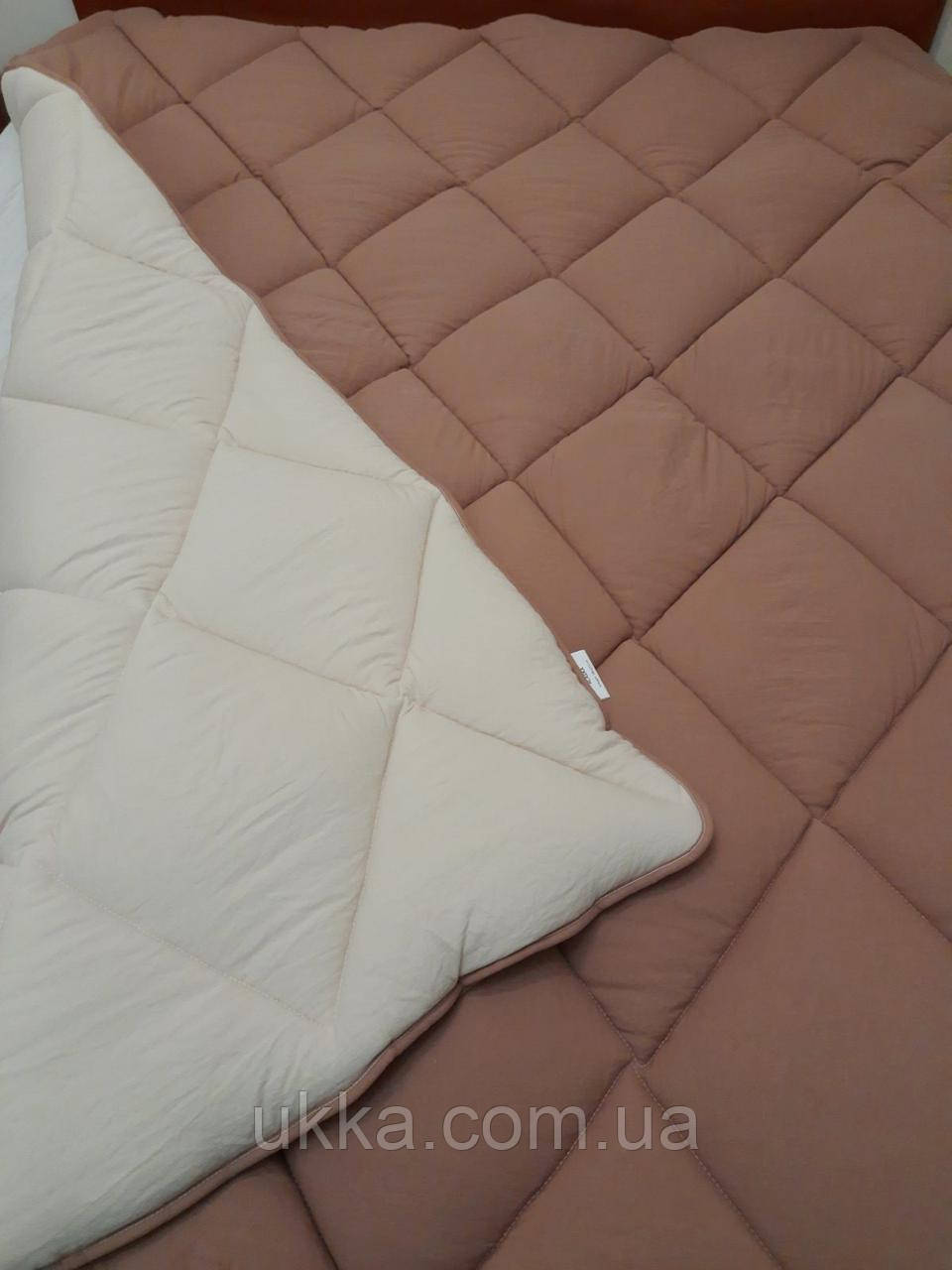 Двуспальное одеяло Аляска Washed Cotton Теп