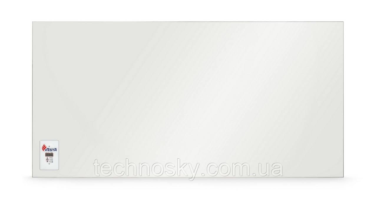 Керамический инфракрасный обогреватель VESTA PRO 1000 белый