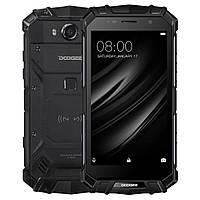 Защищенный мобильный телефон DOOGEE S60 pro black  4+64 GB, фото 1