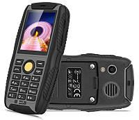 Мобильный телефон Land Rover Ken xin da  W3  black 2sim ip68, фото 1