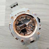 Спортивные часы Casio G-Shock GG-1000 White-Cuprum