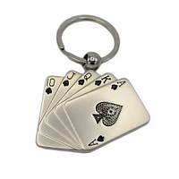 Брелок для ключей Poker Invotis (VG550)