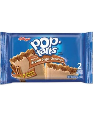 Pop Tarts Brown Sugar Cinnamon 1 Пакетик